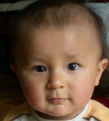 bébé chinois